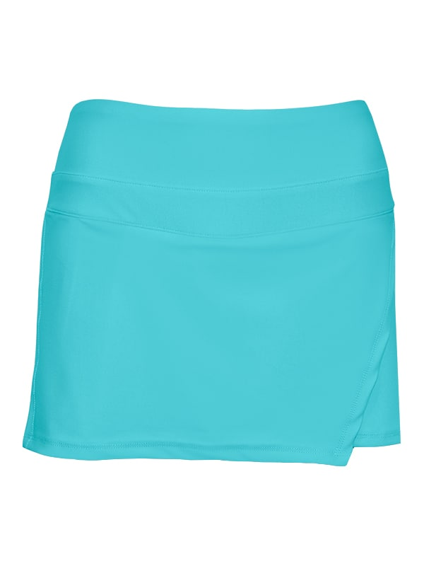 bpassionit s cabo blue wrap skirt with attached