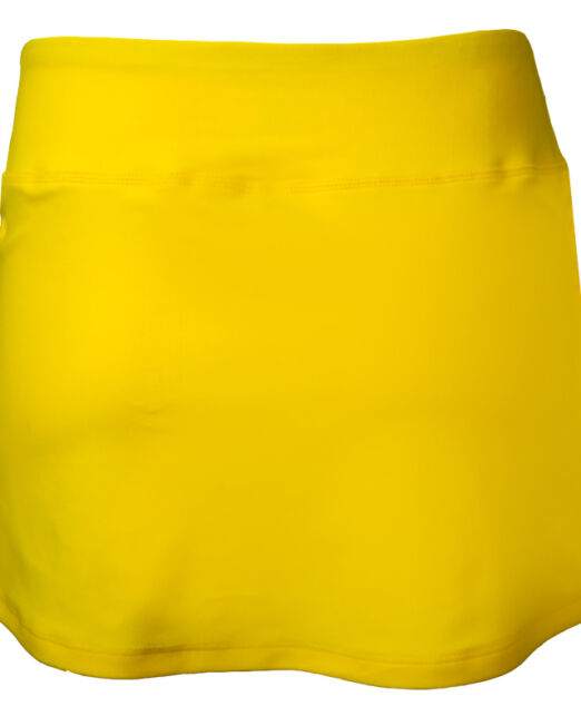 BPassionit-Womens-Criss-Cross-Tennis-Skirt-Bright-Yellow-Back-WEB
