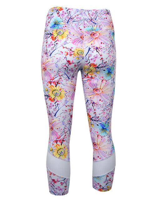 BPassionit-Womens-Leggings-Daisies-Print-Back-WEB